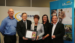 Westcare Lotterywest Grant
