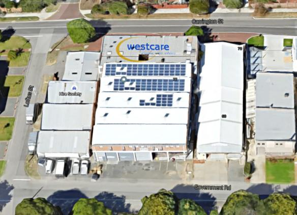 Westcare Solar System